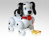 电动玩具 玩具热销款 支持混批 电动步行带狗叫声斑点狗6801