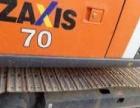 日立 ZX70LC 挖掘机          (一手车精品车况质