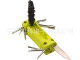 带灯螺丝刀/电筒工具/户外野营工具/工具组套KT-01A