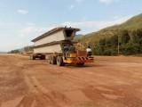 专业生产120吨-400吨运梁车 运梁炮车 牵引副炮