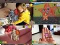 魔斯卡3D涂涂书