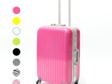 高档铝框品牌箱子旅行箱ABS PC万向轮拉杆箱登机箱拉杆行李箱批发