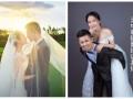 惠州婚纱摄影天中林婚纱摄影平价超市988元淡水婚纱