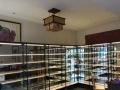 厂家订制工艺礼品化妆品高档玻璃展示柜