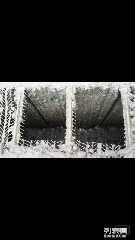 4F轻质钢网箱填充体在山西太原现浇空心楼板中的应用