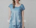 广州健凡品牌服装批发 折扣女装连衣裙真丝折扣女装特价批发