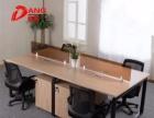 办公家具定制职员办公桌屏风4人办公桌卡座屏风隔断