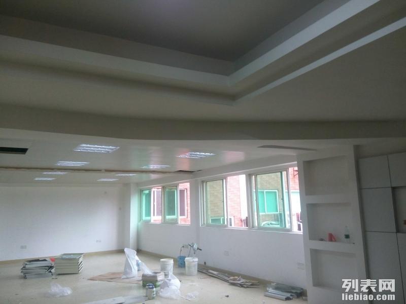专业油漆装修套房店面办公室 旧房翻新 局部破损维修