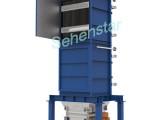 专业复合肥冷却技术首选苏州协宏泰SV粉体流换热器