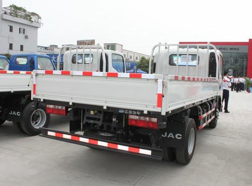 4.2米大蓝牌搬家拉货车