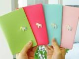 donbook 甜美木马旅行护照夹 护照包 护照套