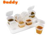 正品韩国婴儿辅食盒宝宝保鲜盒储存饭盒零食奶粉盒餐具