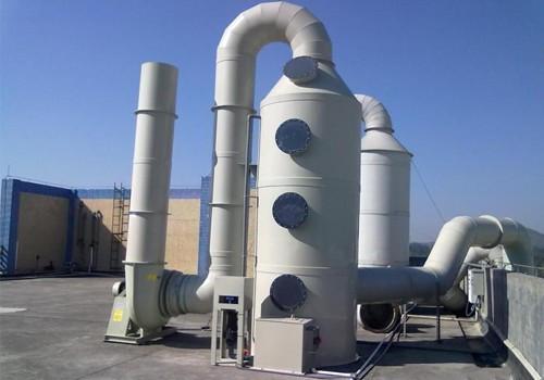 供应酸雾吸收塔 石墨冷凝器 水喷射真空机组 聚丙烯储罐