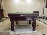 重庆专业上门维修台球桌拆装 移位置 台球桌用品 配件