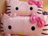 批发新款凯蒂猫公仔  KT猫抱枕 枕头 毛绒玩具双人枕 可拆洗