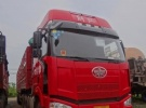 解放J6前四后八厢式货车年底低价出售3年11万公里18.39万