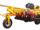 厂家直销云贵川桂湖用轮式气动水井钻机多功能钻凿设备