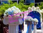 长沙室外婚礼布置 婚礼气球装饰