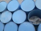 江苏常州二手铁桶 翻新铁桶 九乘新铁桶 200升二手化工铁桶