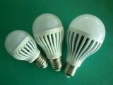 LED球泡灯 白色烤漆压铸球泡灯 宽电压 3W 5W 7W 8W