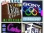 专业免费设计各种广告 招牌 灯箱 发光字 LED显示屏