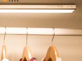 led感应衣柜灯 橱柜灯 充电人体感应灯