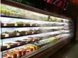 成都火锅店不锈钢风幕柜食材保鲜柜定做