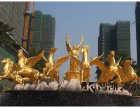 重庆广场雕塑制作厂家,质量为先价格合理服务周到