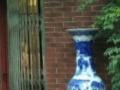 400转让1.8米高青花瓷大花瓶