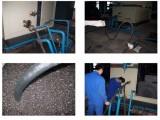 板式換熱器 空壓機結垢的在線清洗--福世泰克不銹鋼專用清洗劑