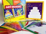 幼儿手工玩具批发 婴童玩具代理加盟 2-9岁卡乐优儿童马赛克贴画