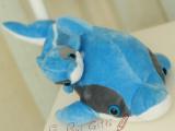 nici海底世界总动员海洋公仔毛绒玩具儿童玩偶母子鲸鱼礼品礼物