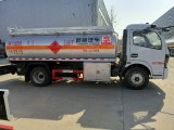 低價轉讓東風八噸油罐車
