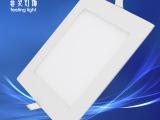 LED超薄面板灯 方形 3W 4W 6W 9W 12W 15W