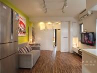 成都家装设计施工-瀞绘设计龙城一号170平米现代风格实景图