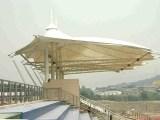 山东膜结构制造专家 膜结构停车棚