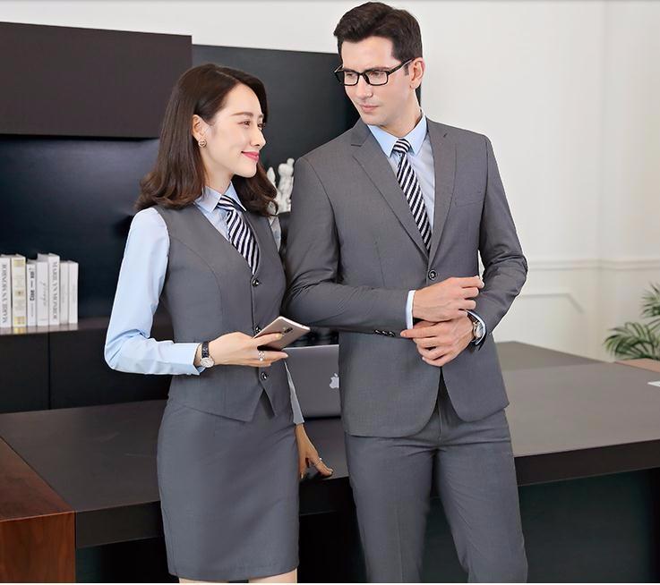 定做金沙洲男女职业工装-白云区供应定制职业工装-中高档质量