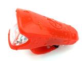 印象骑行自行车前灯USB充电自行车灯 硅胶车前灯 骑行手电筒 A
