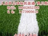 瓮安人造草足球场施工-人造草皮价格