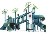 大型水上滑滑梯户外玩具儿童乐园游泳池组合塑料设施