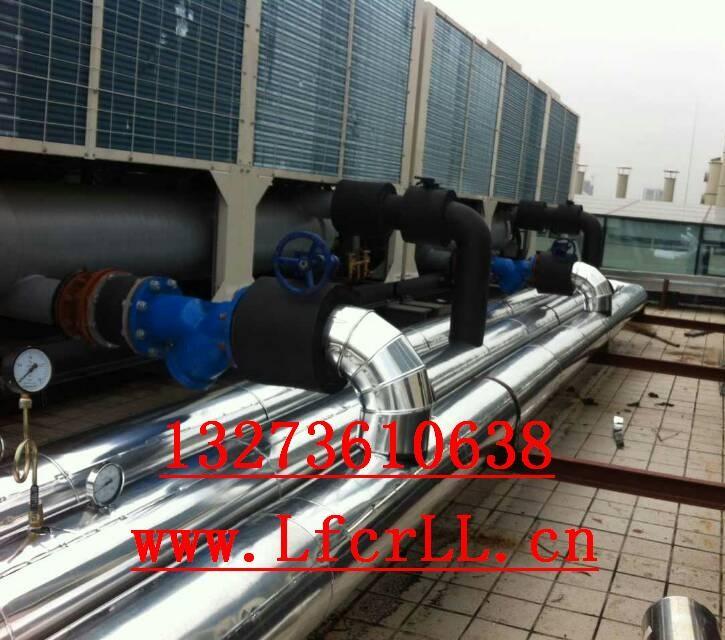 东营设备管道保温工程白铁皮防腐保温施工队