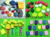 儿童教学玩具海绵/婴儿沐浴绵