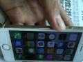 出售苹果5s一部。