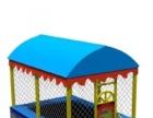 厂家直销幼儿园大型室外室内圆型蹦蹦床儿童户外跳跳床定做