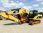 怀化出售二手挖机卡特320