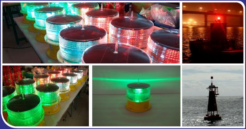 厂家直销航标灯256种灯质航标灯 太阳能一体化航标灯