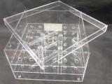 专业定制亚克力包装盒18年生产销售经验品质保障