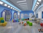 重庆忠县幼儿园装修 忠县幼儿园空间设计 忠县专业幼儿园装修