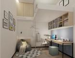 黄贝 瑞思国际 1室 0厅 18平米 整租瑞思国际