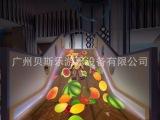 定做淘气堡儿童室内拓展设备互动投影儿童乐